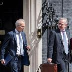 Next prime minister: Michael Gove and David Lidington emerge as bookmakers' favourites to replace Theresa May