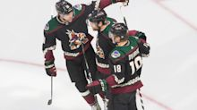 Arizona Coyotes eliminate Nashville Predators for first playoff series win since 2012