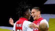 Le Burkinabè Lassina Traoré met 5 buts, l'Ajax Amsterdam gagne 13-0