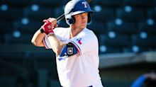 Surrender? Texas Rangers' top prospect prepared to do just that ahead of season debut