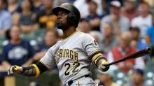 Andrew McCutchen Googled himself to find out about trade rumors