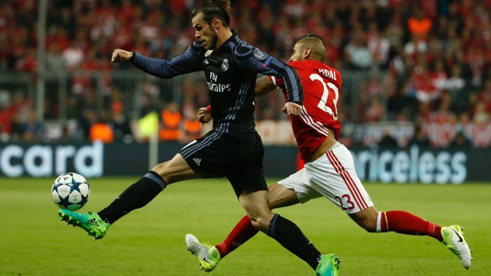 Medien: Bale fehlt Real Madrid gegen Bayern München