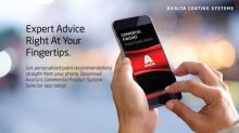 Axalta Launches Commercial Transportation Coatings System Selector App for the Aftermarket Repair Industry