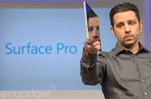 Microsoft reportedly axed a smaller Surface