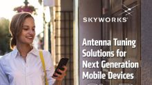 Skyworks Launches 5G Antenna Tuning Solutions