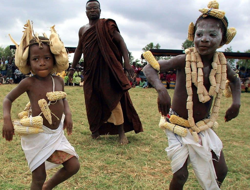 Something African virgin girls pics
