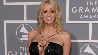 Stormy Daniels 'physically threatened over Donald Trump affair,' her lawyer claims
