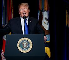 Donald Trump to speak with families of four Americans killed in Syria