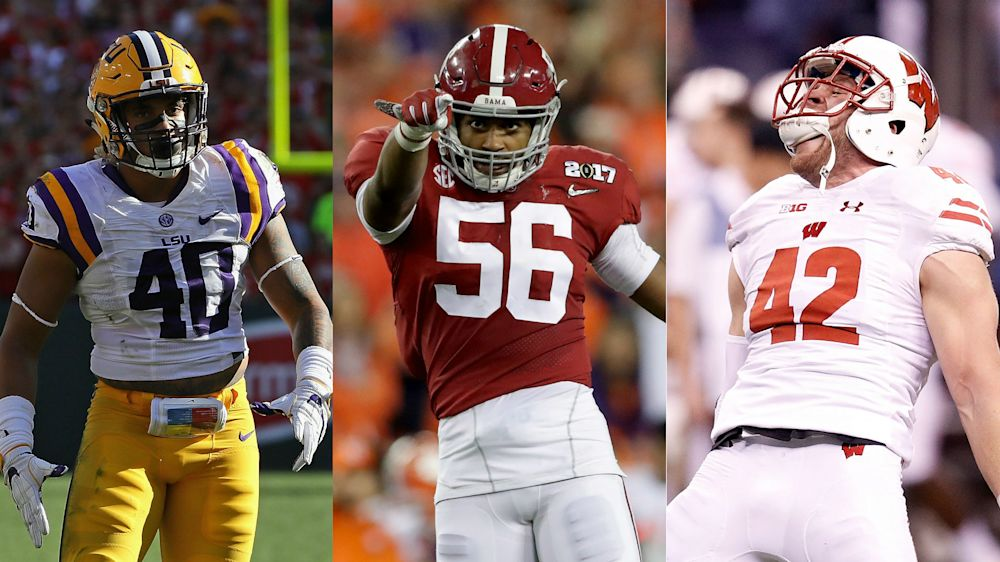 NFL Draft: Top 10 linebackers in 2017 class