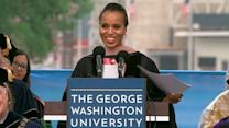Kerry Washington to Graduates 'You Completed This Journey'