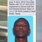CAPTURED: Suspect in murder of Texas DPS trooper taken into custody in Waller County