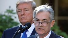 Trump: Fed is my biggest threat