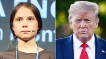 Greta Thunberg Says Discussing Climate Change with Donald Trump Would've 'Wasted My Time'