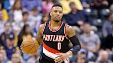Warriors offer respect to Damian Lillard even after beat-down