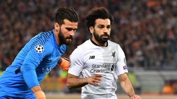 Liverpool transfer news: Alisson reveals what Mohamed Salah messaged him saying during contract negotiations