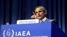 Iran short of 'significant quantity' of potential bomb material: IAEA boss
