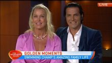 Lisa Curry's golden moments out of the pool