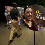 Jobless rates fell in 12 US states, hit record lows in 3