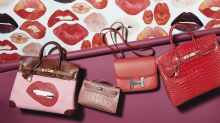 These Birkin bags are going up for auction
