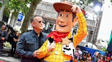 Tom Hanks: I'm more Woody than Tom at this point, but he's got more gravitas (exclusive)