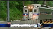 SEPTA And Union Officials Head To DC For Hearing To Settle Contract Dispute