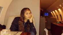 Joan Smalls Flies to New York for 24 Hours Between Givenchy and Chanel