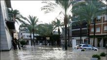 Erneute Evakuierungen im Südosten Spaniens wegen Überschwemmungsgefahr