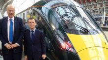 Hybrid train's late arrival fails to electrify MPs – let alone the rail network | John Crace