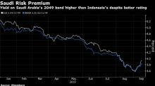 Gulf Bonds Go From Haven to Hazard as Saudi Strikes Stun Market