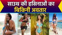 South Actresses Bikni Look