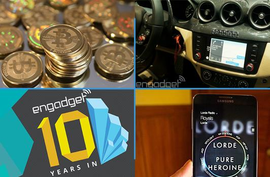 Weekly Roundup: Bitcoin founder unveiled, Apple CarPlay hands-on and more!