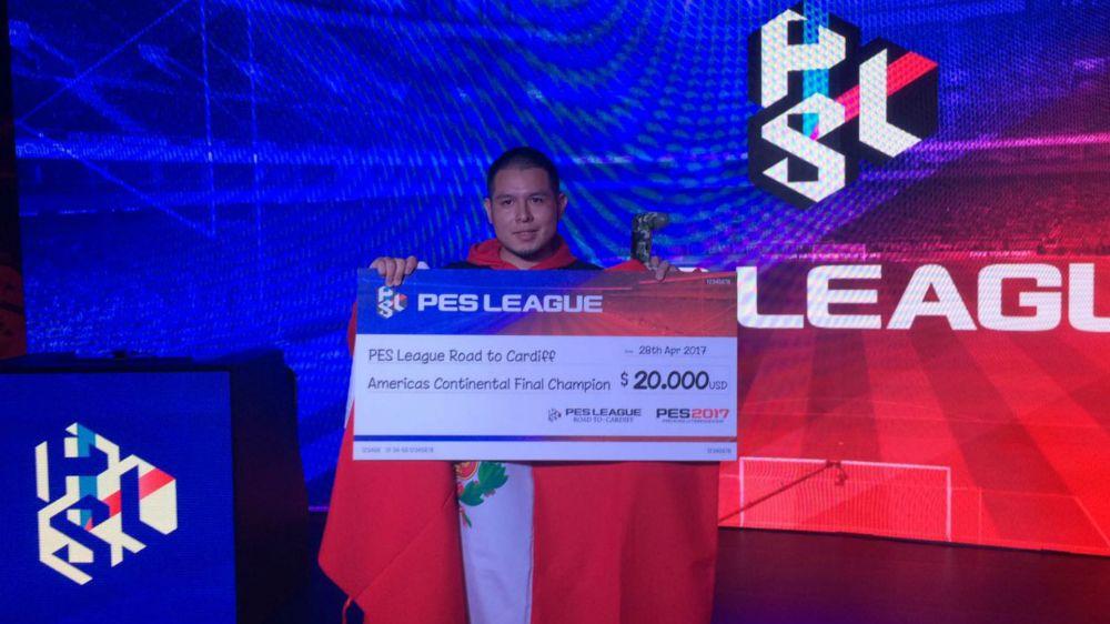 La PES League americana tiene un campeón: relato de una final que tuvo de todo