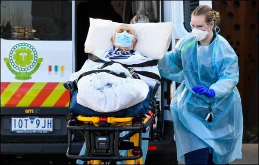 Coronavirus Todeszahl