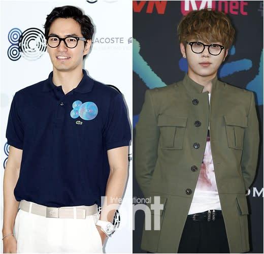 Goo hara dating jun hyung airport fashion