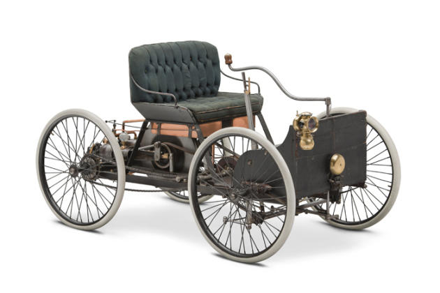 june 4 henry ford drove his first car on this date in 1896. Black Bedroom Furniture Sets. Home Design Ideas