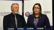 Wildrose crime task force to meet with people across province