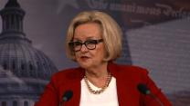 McCaskill: Campus Assault Survey Is Wake Up Call