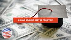 Should student debt be forgiven? If so, who's covering the bill?