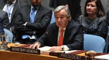 UN chief wants 900 extra peacekeepers in C. Africa
