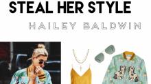 Steal her Style: Der urbane Street Style Look von Hailey Baldwin