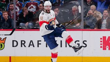 Report: Ekblad views Panthers as 'team to beat' this year