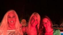 La súper fiesta de cumpleaños de Susana Giménez en Punta del Este: regalos extraños, perlitas e invitados famosos
