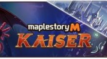 Unleash the Power with Half-Human, Half-Dragon Kaiser Warrior Class in the Latest MapleStory M Update