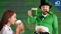 St. Patrick's Day: Beer Goggles Explained - DNews-AR
