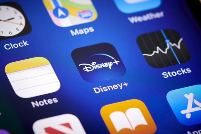 Disney+ App