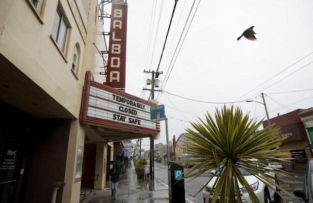Newsom Orders Movie Theaters, Bars, Indoor Restaurants Closed Statewide