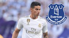 'The club means business' - James targeting trophies at Everton
