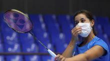 Carolina Marín volverá a la competición en octubre en Dinamarca