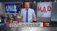 Cramer: The wrong stocks are going up—here's what it mean...