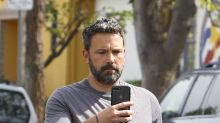 Ben Affleck blasts paparazzi lurking outside his church for family photographs